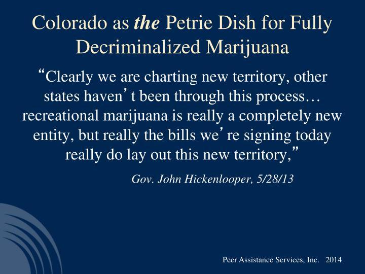 Colorado as
