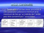 mcd cardinalit