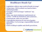 healthcare heads up1