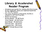 library accelerated reader program1