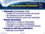 cda seismic datastore data ordering download