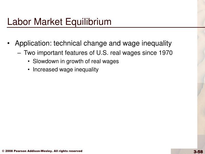 Labor Market Equilibrium