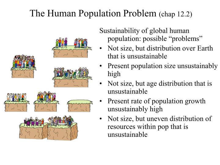 The Human Population Problem