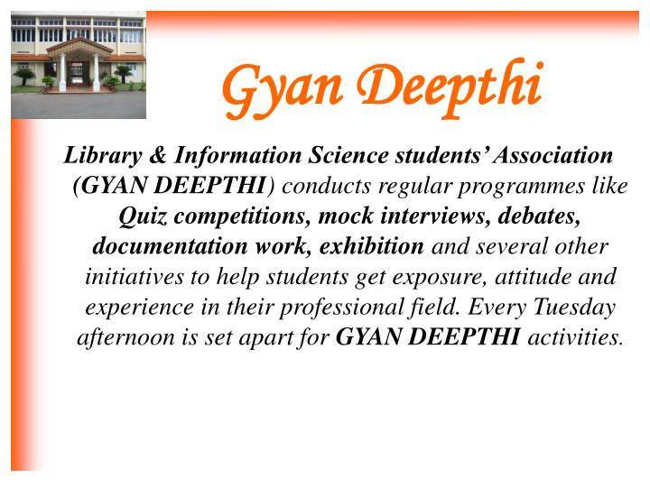 Library & Information Science students' Association