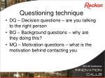 questioning technique1