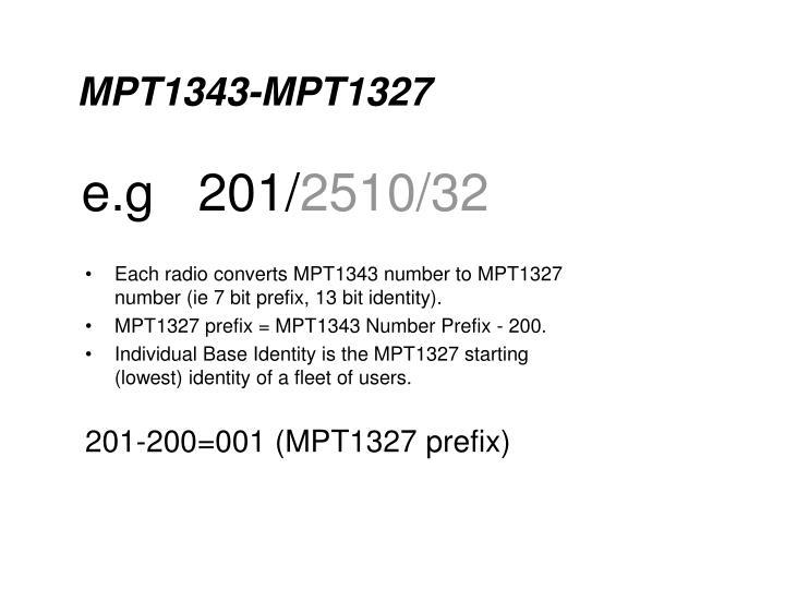 MPT1343-MPT1327