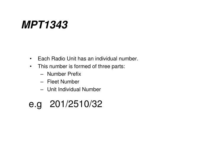 MPT1343