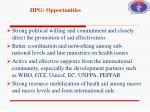 hpg opportunities