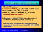 qg decoherence lhc black holes1