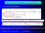quantum gravitational msw effect4