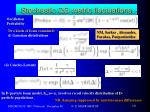 stochastic qg metric fluctuations1