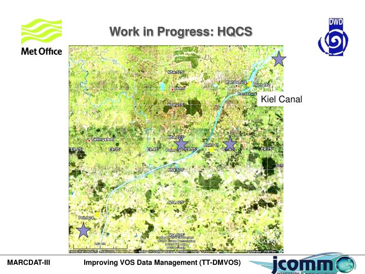 Work in Progress: HQCS