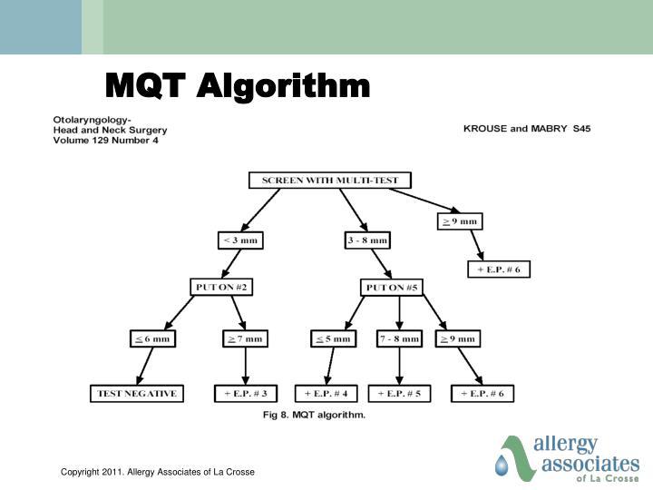 MQT Algorithm