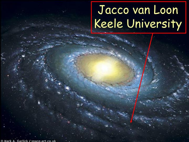 Jacco van loon keele university1
