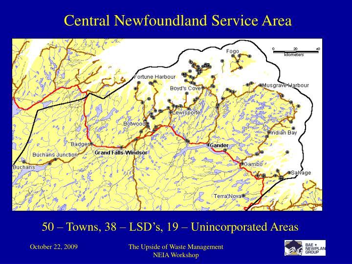 Central Newfoundland