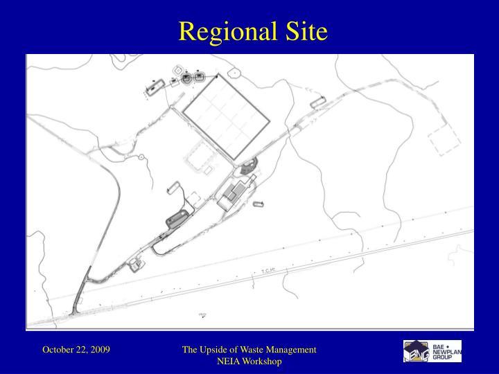 Regional Site