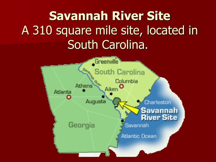 Savannah River Site