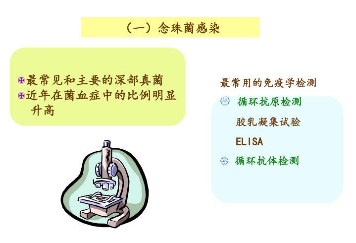 (一)念珠菌感染