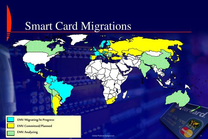Smart Card Migrations