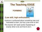 the teaching edge2