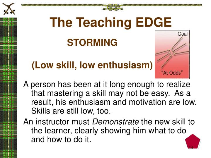 The Teaching EDGE