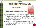 the teaching edge3