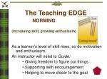 the teaching edge4
