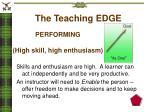 the teaching edge5