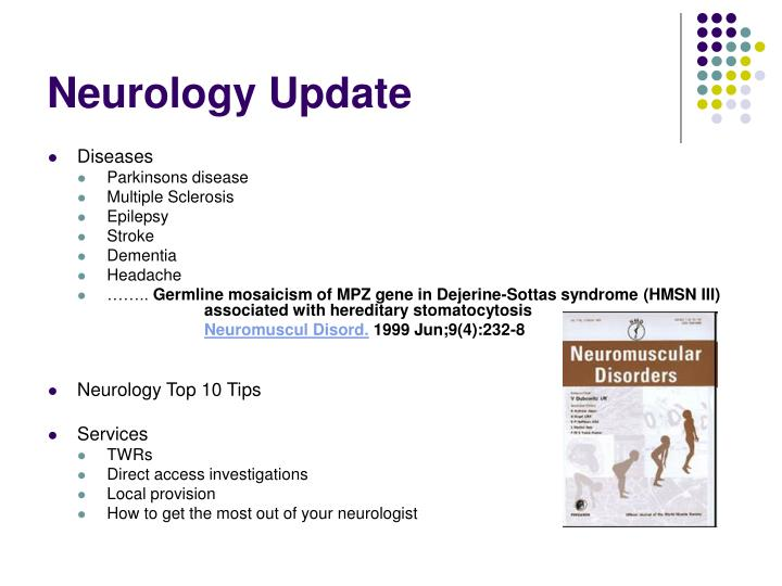 Neurology Update