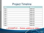 project timeline1