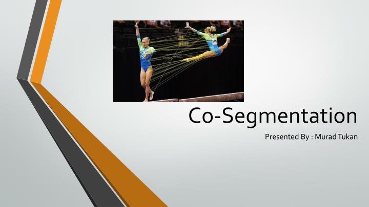 co segmentation