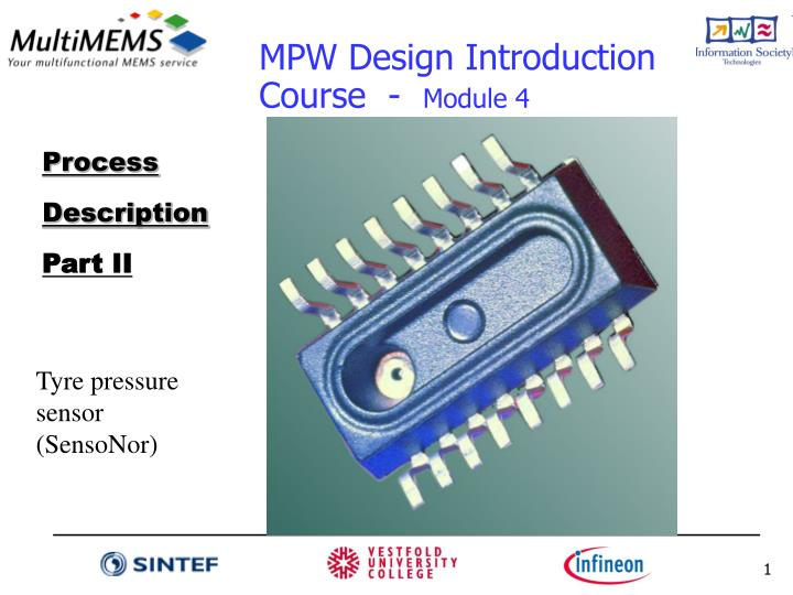 Mpw design introduction course module 4