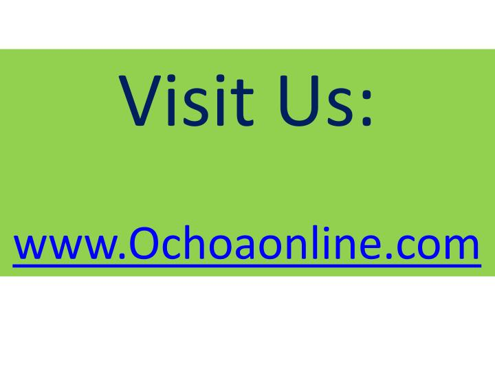 Visit Us: