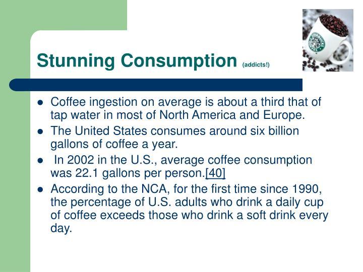 Stunning Consumption