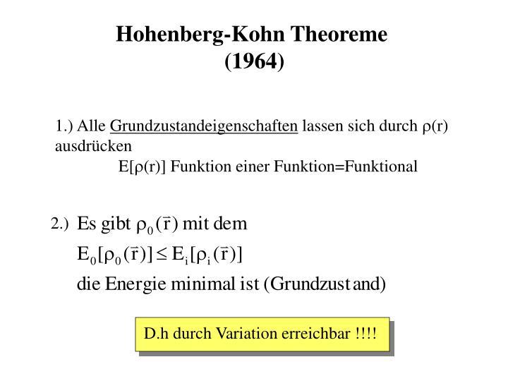 D.h durch Variation erreichbar !!!!