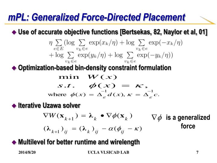 is a generalized force