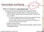 consumption and saving4
