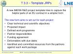 t 3 3 template jrps
