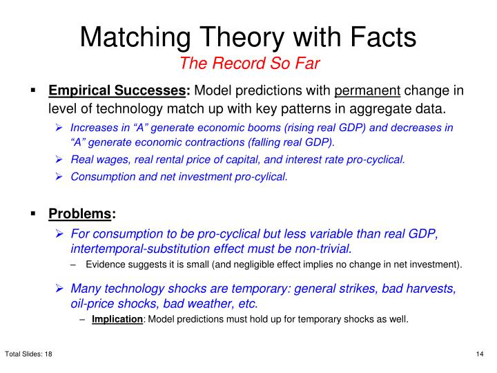 Matching Theory with Facts