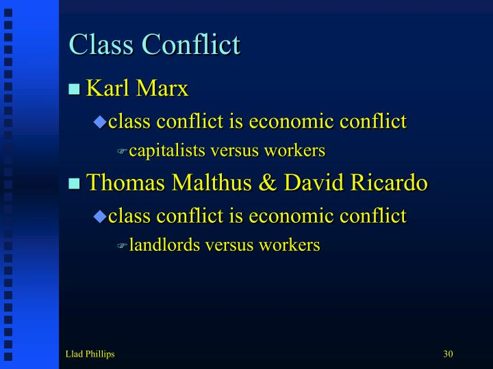 Class Conflict