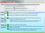 detail cloud essentials enrollment step sell service build develop
