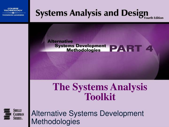 Alternative Systems Development Methodologies