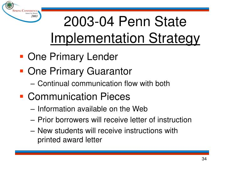 2003-04 Penn State