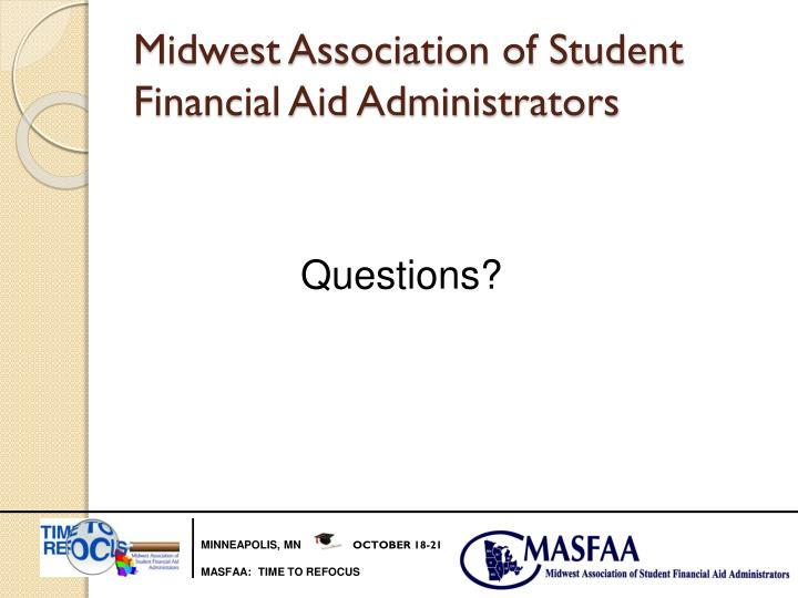 Midwest Association of Student