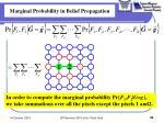 marginal probability in belief propagation3