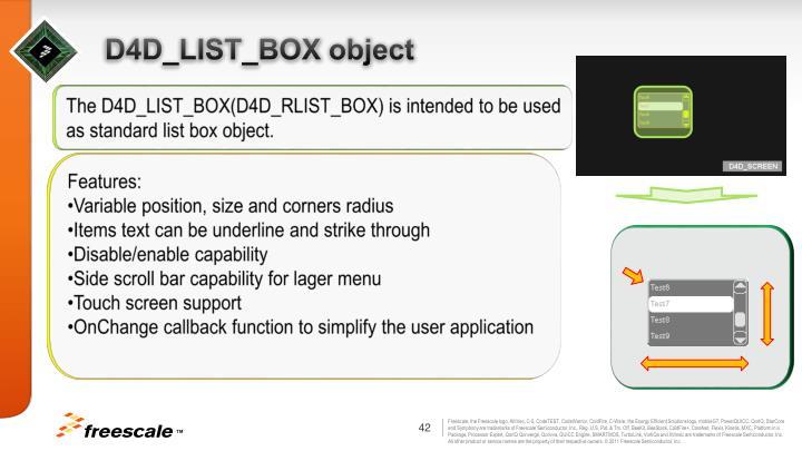 D4D_LIST_BOX