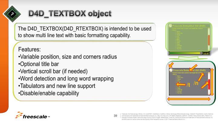 D4D_TEXTBOX
