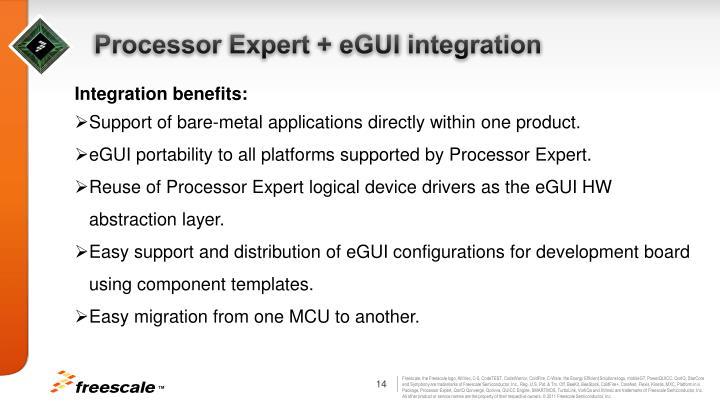Processor Expert +
