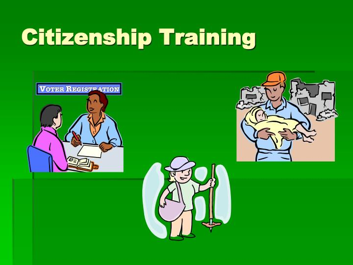 Citizenship Training