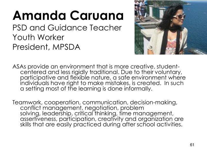 Amanda Caruana